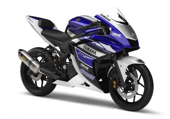 Yamaha R25 250cc Sportbike Prototype
