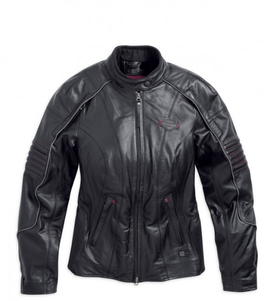 Harley-Davidson Ava RCS Leather Jacket for Women