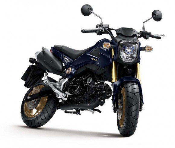 2014 Honda MSX125 Grom New Colors
