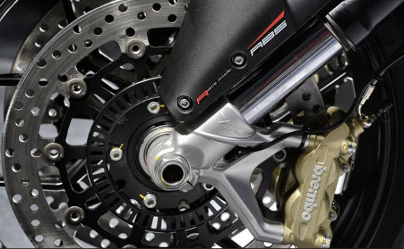 2014 MV Agusta 3-Cylinder Models Now Equipped with ABS