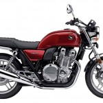2014 Honda CB1100 Deluxe Candy Red_1