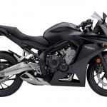 2014 Honda CBR650F Black Heading to US