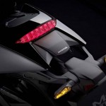2014 Honda NM4 Vultus Taillight