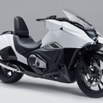 2014 Honda NM4 Vultus White