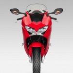 2014 Honda VFR800 Interceptor Front