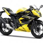 2014 Kawasaki Ninja 250SL or RR Mono Pearl Shinning Yellow