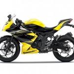 2014 Kawasaki Ninja 250SL or RR Mono Pearl Shinning Yellow_1