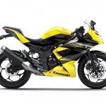 2014 Kawasaki Ninja 250SL or RR Mono Pearl Shinning Yellow_2