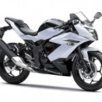 2014 Kawasaki Ninja 250SL or RR Mono Pearl Stardust White
