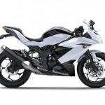 2014 Kawasaki Ninja 250SL or RR Mono Pearl Stardust White_2