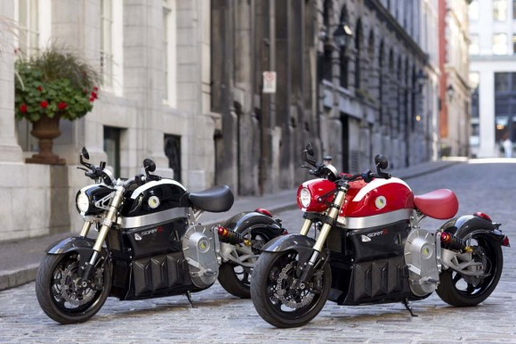 2014 Lito Sora Electric Motorcycle