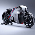 2014 Lotus C-01 Motorcycle