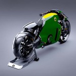 2014 Lotus C-01 Motorcycle Green_2