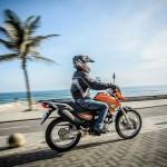 2014 Yamaha XTZ150S Crosser BlueFlex