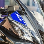 2014 Yamaha YZF-R125 Europe-Specs Headlight