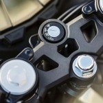 2014 Yamaha YZF-R125 Europe-Specs Key Lock