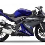 2014 Yamaha YZF-R125 Europe-Specs Race Blu