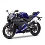 2014 Yamaha YZF-R125 Europe-Specs Race Blu_2