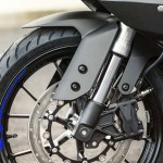 2014 Yamaha YZF-R125 Europe-Specs Wheel