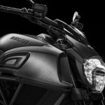 2015 Ducati Diavel Carbon Headlight