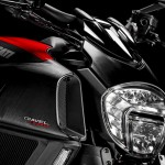 2015 Ducati Diavel Headlight