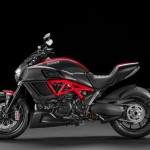 2015 Ducati Diavel Left Side