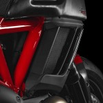 2015 Ducati Diavel Red Frame