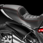 2015 Ducati Diavel Seat Hight