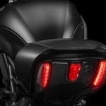 2015 Ducati Diavel Taillight