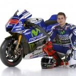 Jorge Lorenzo 2014 Yamaha YZR-M1 MotoGP Livery