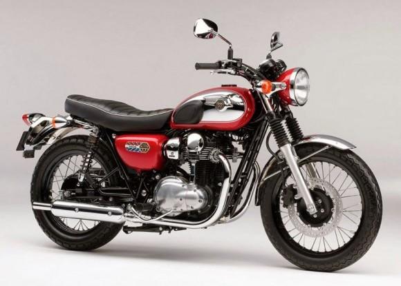 2014 Kawasaki W800 Chrome Edition