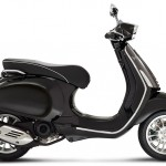 2014 Vespa Sprint Black