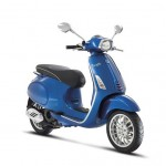 2014 Vespa Sprint Blue