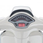2014 Vespa Sprint Instrument Display