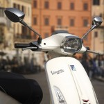 2014 Vespa Sprint White