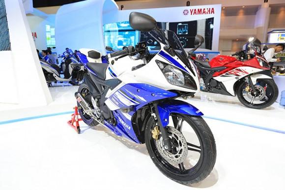 2014 Yamaha R15