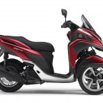 2014 Yamaha Tricity Anodized Red_1