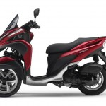 2014 Yamaha Tricity Anodized Red_3