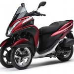 2014 Yamaha Tricity Anodized Red_4
