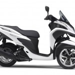 2014 Yamaha Tricity Competition White_1