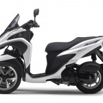 2014 Yamaha Tricity Competition White_2