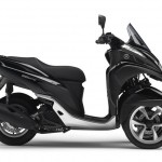 2014 Yamaha Tricity Midnight Black_1