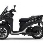 2014 Yamaha Tricity Midnight Black_2