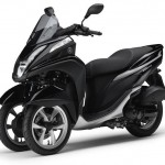 2014 Yamaha Tricity Midnight Black_3