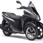 2014 Yamaha Tricity Mistral Grey