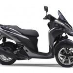 2014 Yamaha Tricity Mistral Grey_1