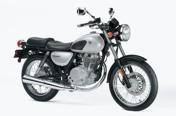 2014 Suzuki TU250X