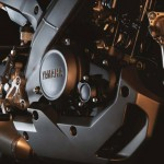 2014 Yamaha MT-125 Engine