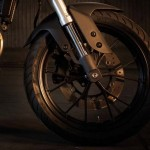 2014 Yamaha MT-125 Front Wheel