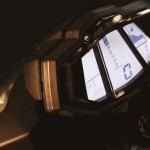 2014 Yamaha MT-125 Instrument Display